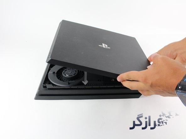 تعویض فن PS4 Pro