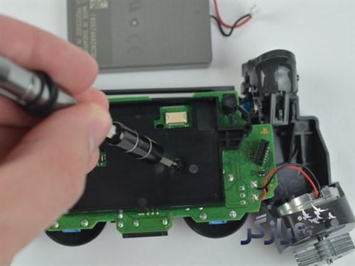 تعویض باتری دسته PS4