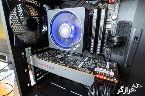 پردازنده Ryzen 9 3900X