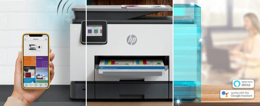 پرینترهای جدید HP برای مشاغل کوچک