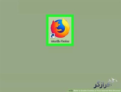 غیرفعال کردن کوکی فایرفاکس در نسخه دسکتاپ-۱